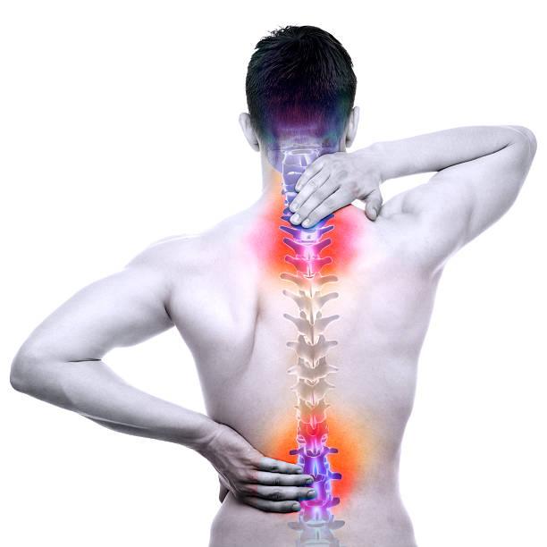 снятие воспаления спины принципе