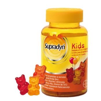 Живые витамины для детей