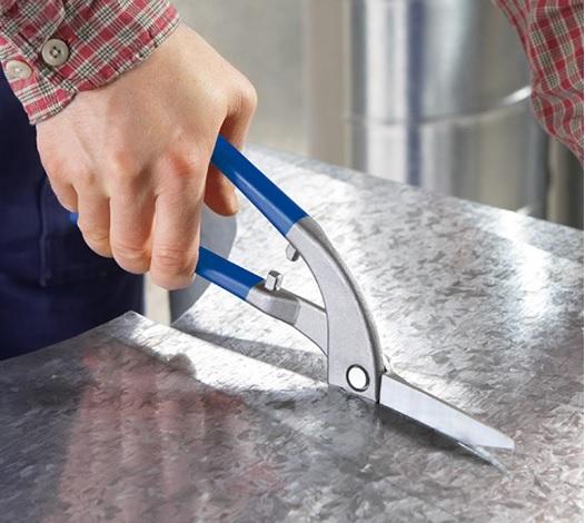 Ножницы по металлу - классификация инструмента под задачи