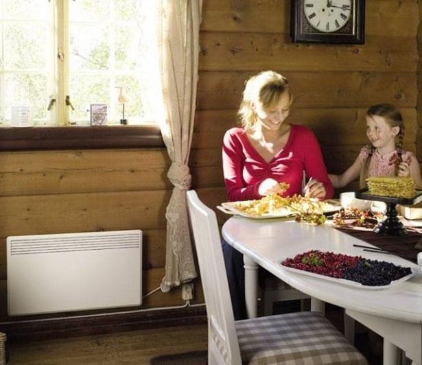 Самые безопасные обогреватели для деревянного дома. Электрообогреватели нового поколения экономичные: обзор лучших моделей и отзывы