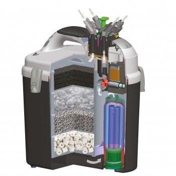 Фильтр для воды в аквариум разновидности систем