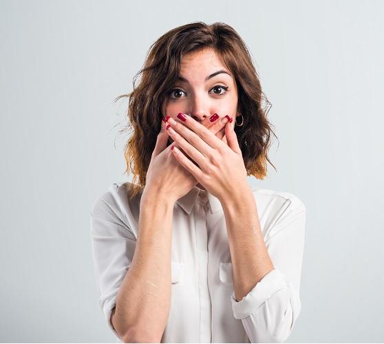 Что делать, если у вас есть запах изо рта