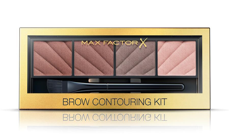 Max Factor Brow Contouring