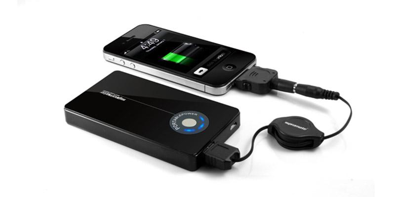 Как выбрать внешний аккумулятор для Iphone