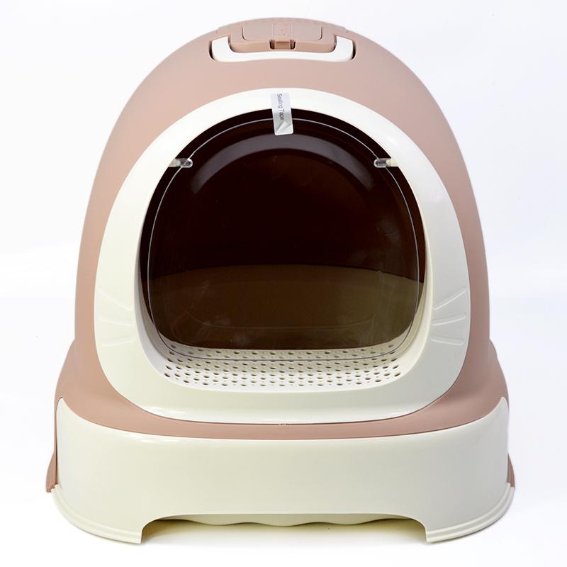 Туалет-бокс N1 Мак 102, размер 55х42х43см., бежевый