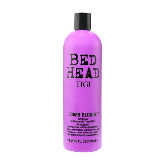 TIGI Bed Head Dumb Blonde Шампунь для блондинок