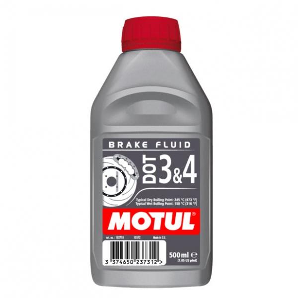 MOTUL DOT 3{amp}amp;4 Brake Fluid