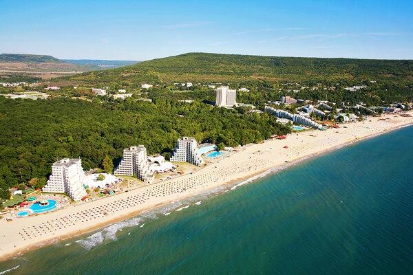 рейтинг курортов болгарии