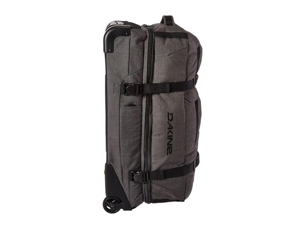 5e19a018de45 DAKINE SPLIT ROLLER 85L SILVERTON ONYX. Рейтинг лучших дорожных сумок ...