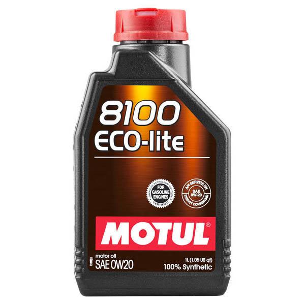 Motul 8100 Eco-Lite SN/CF 0W20