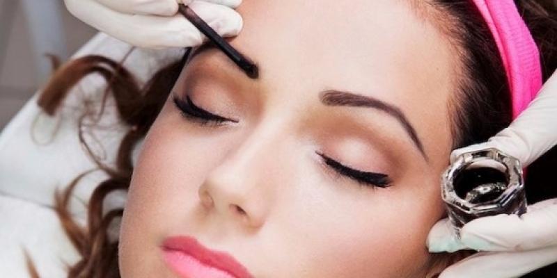 Как часто можно красить брови хной и басмой, усьмой