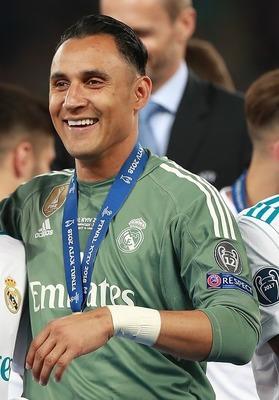 8 место: Кейлор Навас, «Реал» (Мадрид)