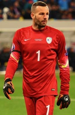 9 место: Самир Ханданович, «Интер» (Милан)