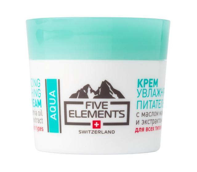 Five Elements Aqua Moisturizing Nourising Cream
