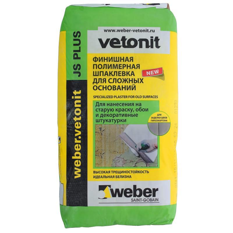 Weber vetonit JS