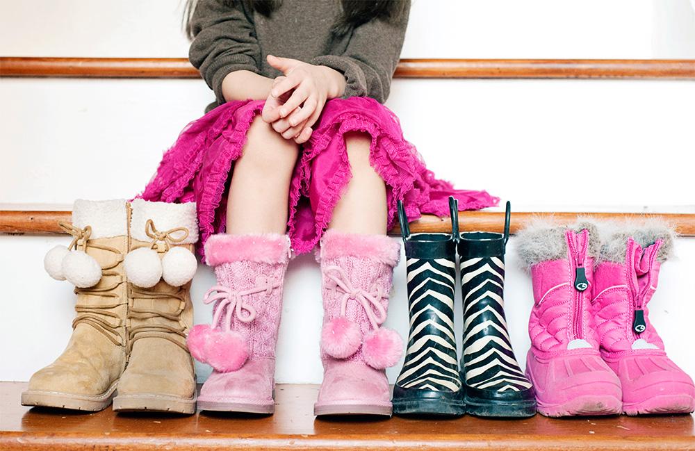 7c610d879 Как выбрать для ребенка зимнюю обувь? - журнал expertology.ru