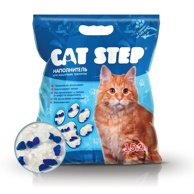 Туалетный наполнитель для кошек