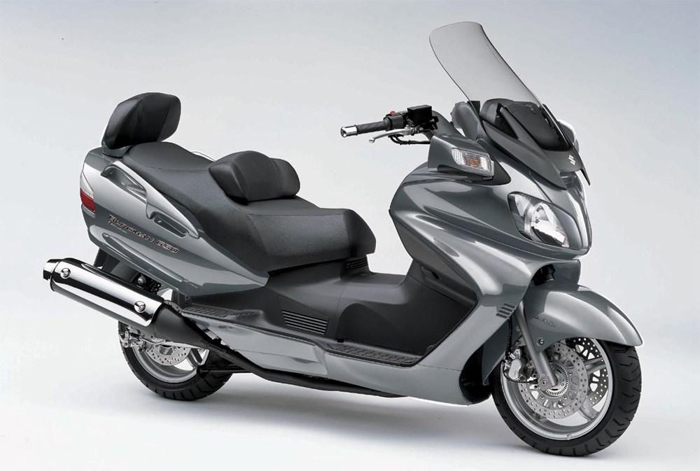 скутер 500 куб. см.