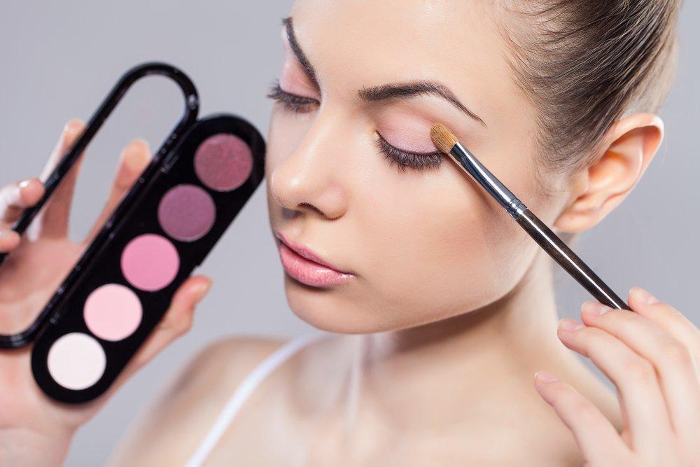 правильно нанести макияж в картинках успешная знаменитая актриса