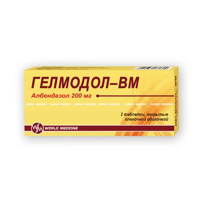 ГЕЛМОДОЛ-ВМ