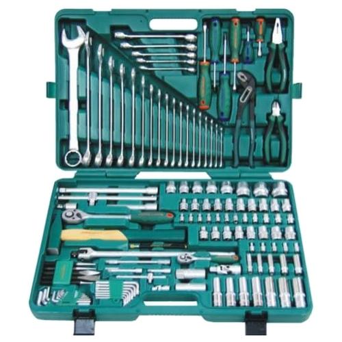 Топ наборов инструментов для авто в чемодане