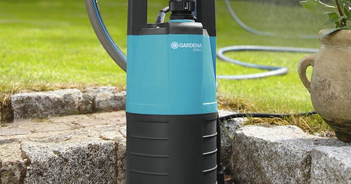 Рейтинг дренажных насосов: 15 лучших моделей для откачки воды