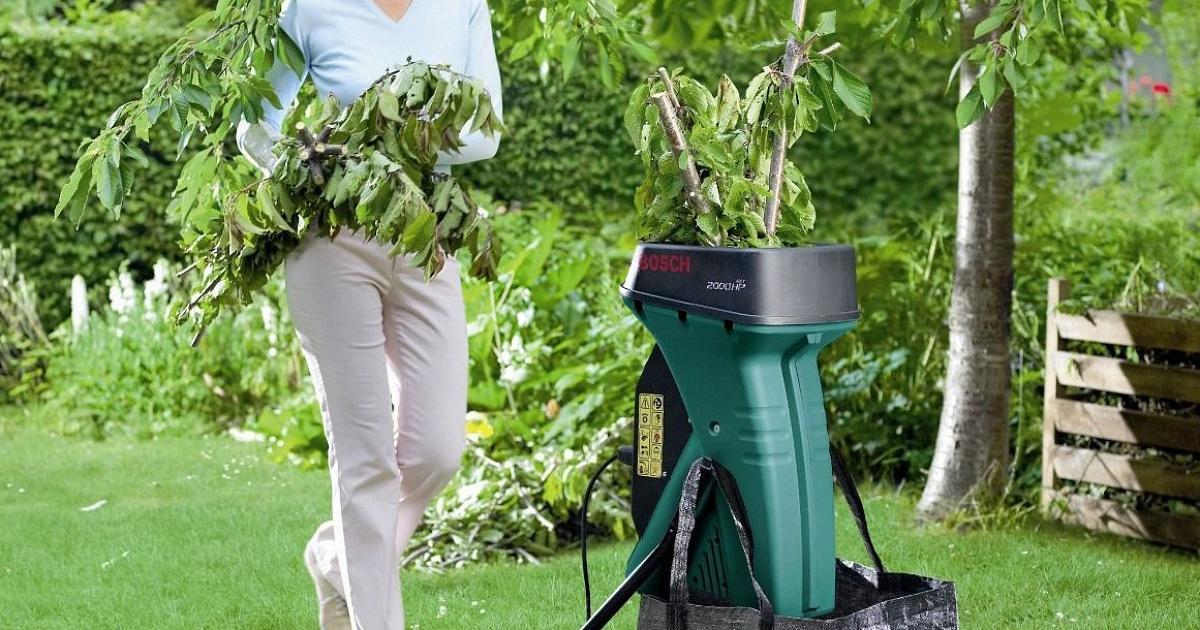 12 лучших садовых измельчителей  рейтинг 2020 года топ 12