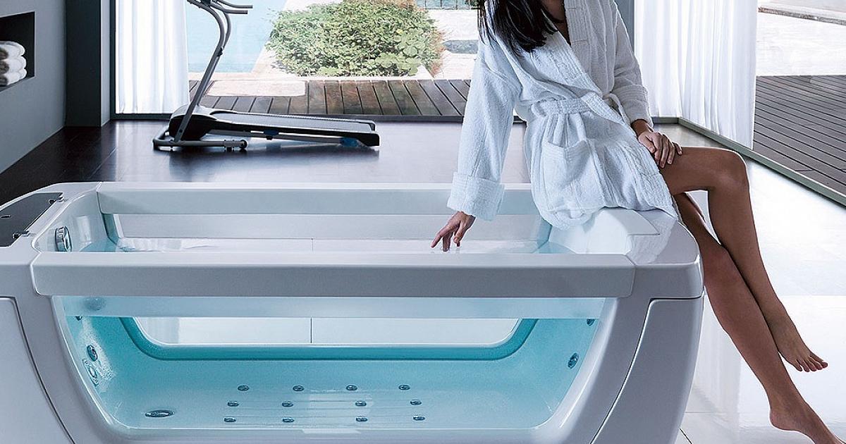 8 лучших гидромассажных ванн рейтинг 2020