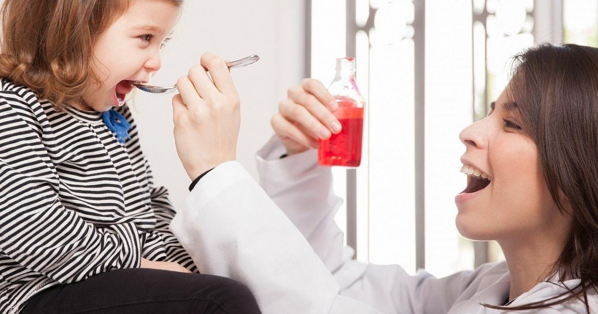 Детский сироп от влажного кашля какой лучше