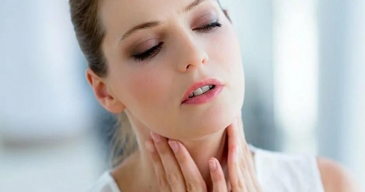 Лучшее средство от боли в горле спрей